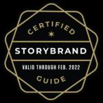 Certified StoryBrand Guide Badge